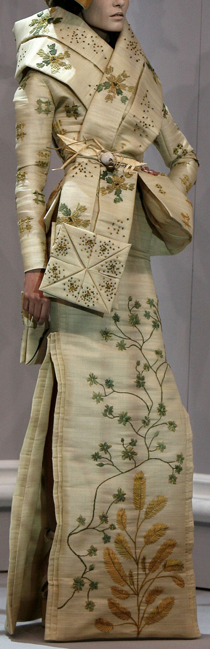 Christian Dior Haute Couture Printemps 2007