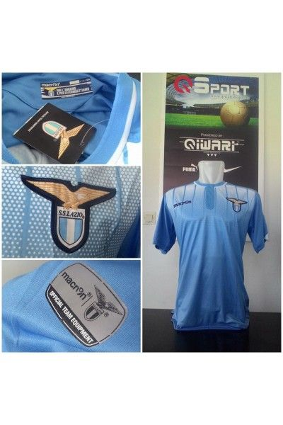 Jersey SS Lazio Home Official 2015/2016