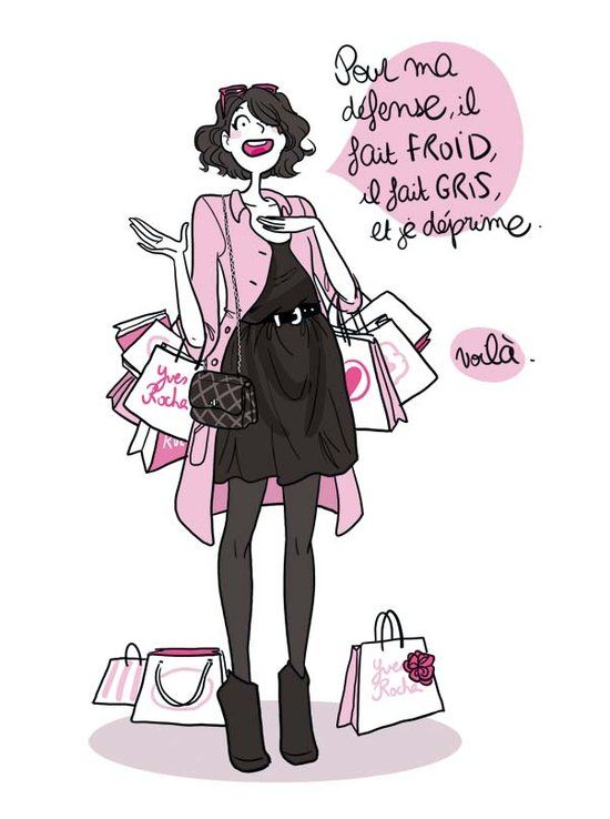 Mdr :-) Shopping