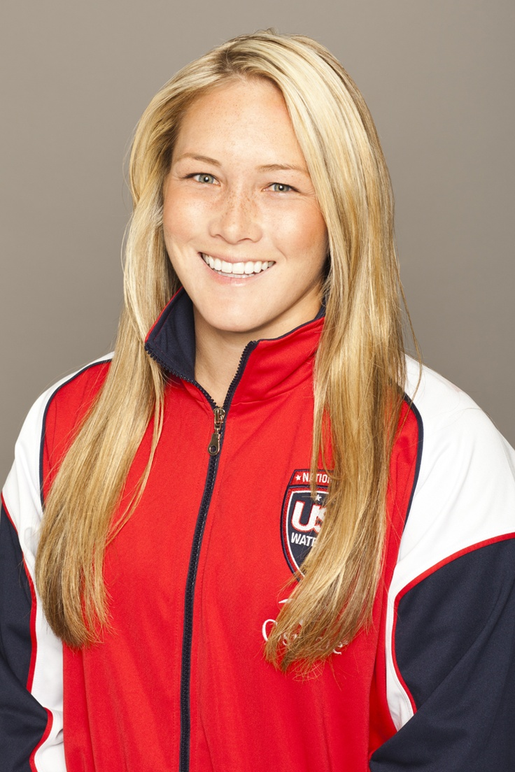2012 Olympian Courtney Mathewson (Water Polo) -  GOLD MEDALIST!!!!!