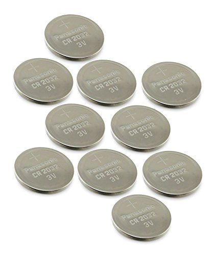 [ 4 pcs ] -- Panasonic Cr2032 3v Lithium Coin Cell Battery Dl2032 Ecr2032 //Price: $2.91 & FREE Shipping //     #hashtag1