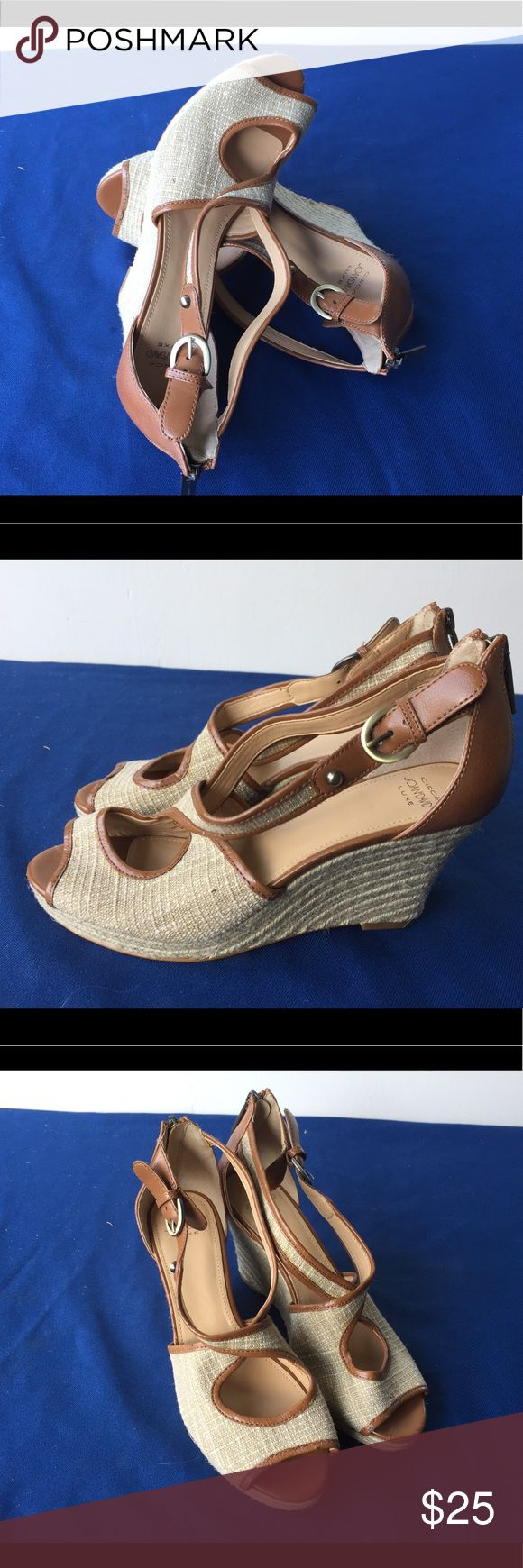 New Joan&David size 7,5 New Joan & David Shoes Wedges