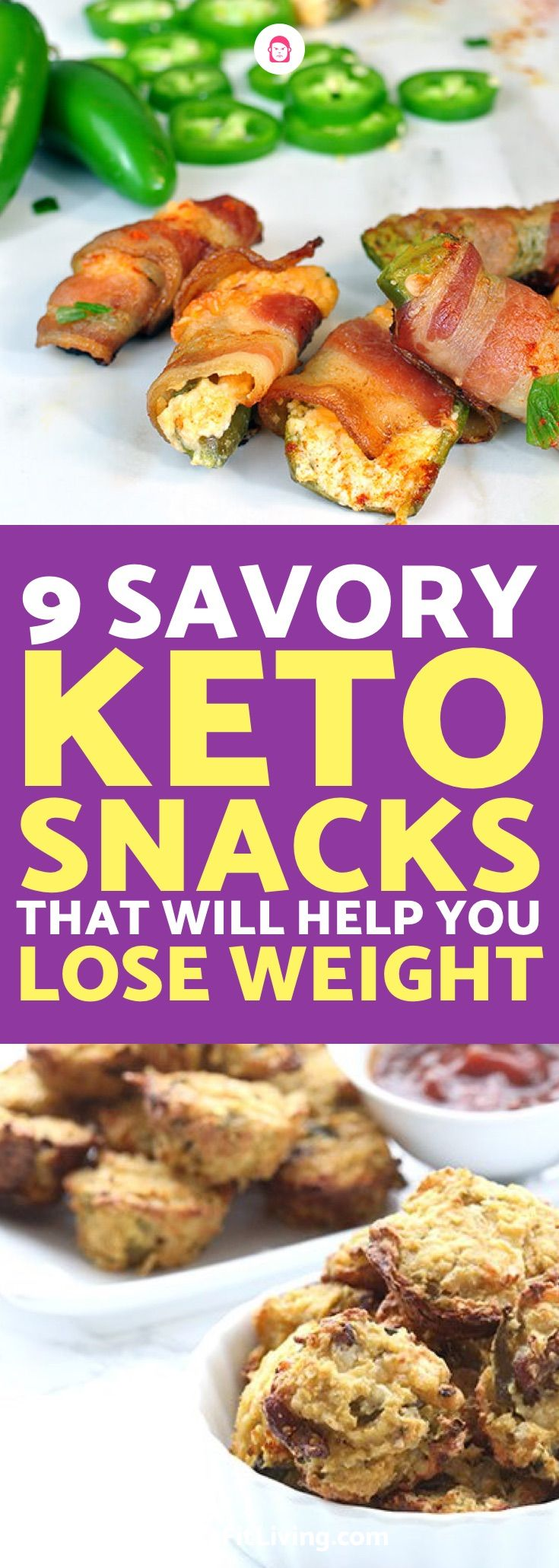 Keto snacks allow you to stick with the ketogenic diet while having a small bite to eat. These 9 keto snacks hit the spot.
