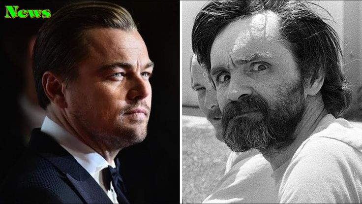 Leonardo DiCaprio Will Star in Tarantino's Manson Movie
