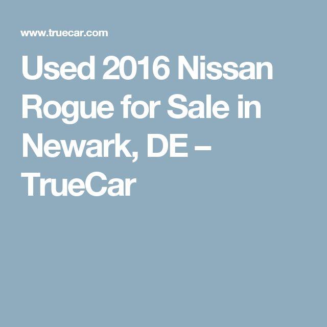 Used 2016 Nissan Rogue for Sale in Newark, DE – TrueCar