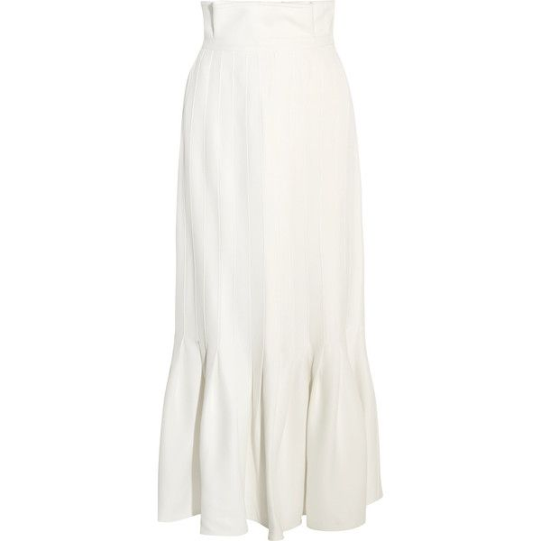 25  best ideas about White maxi skirts on Pinterest | Casual maxi ...