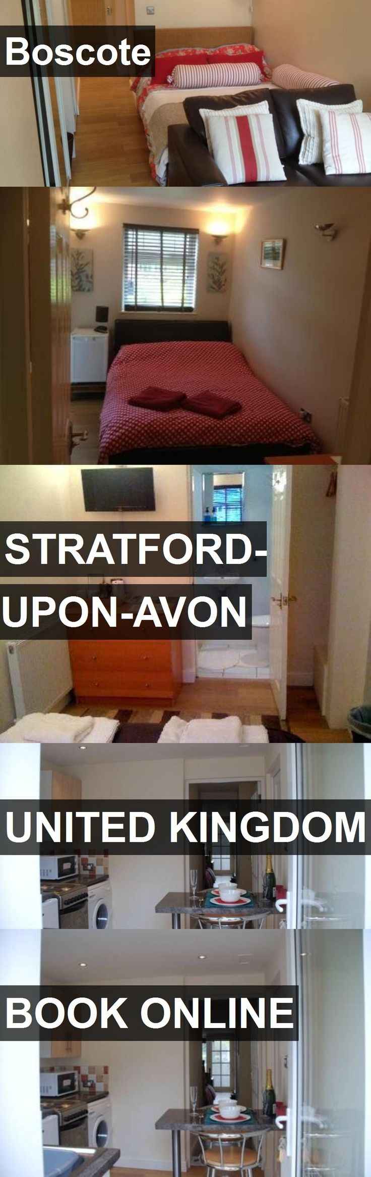 Hotel Boscote in Stratford-Upon-Avon, United Kingdom. For more information, photos, reviews and best prices please follow the link. #UnitedKingdom #Stratford-Upon-Avon #Boscote #hotel #travel #vacation