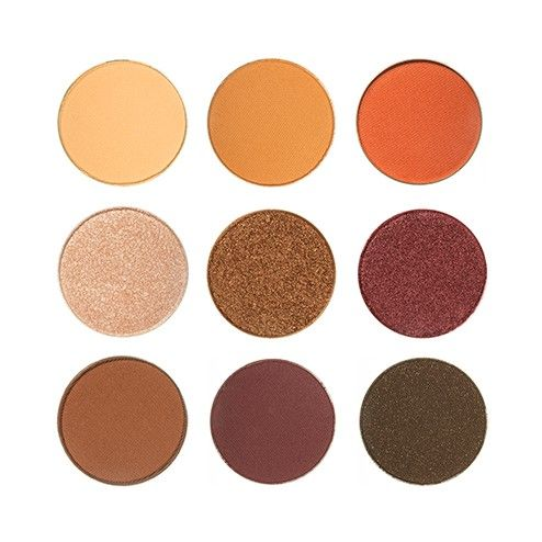 Makeup Geek Autumn Glow Eyeshadow Bundle - LIMITED TIME BUNDLE - Save $17 on this great selection of Signature and Foiled Shades
