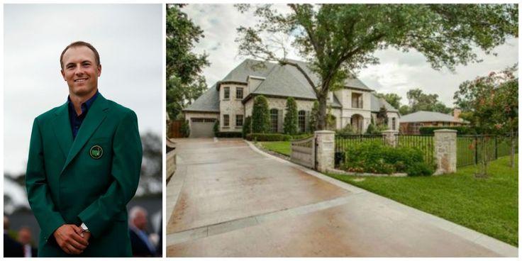 Step Inside Masters Champion Jordan Spieth's Texas Home  - ELLEDecor.com