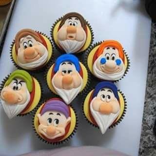 Cupcakes enanos