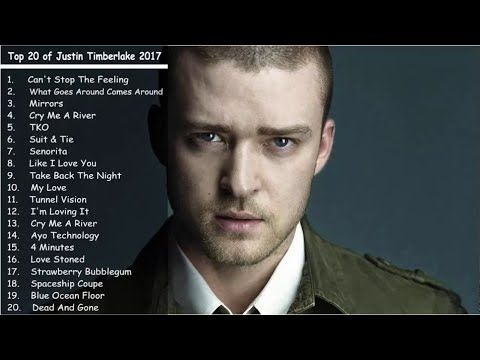 (284) Best of Justin Timberlake March 2017 | Latest and Top songs Jukebox - YouTube