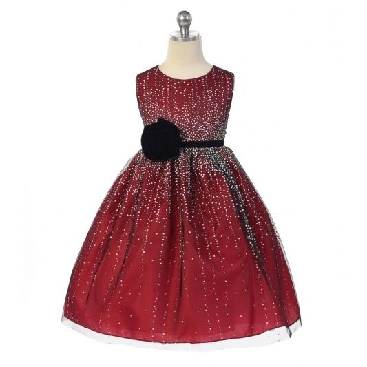 Which christmas dress for baby girl