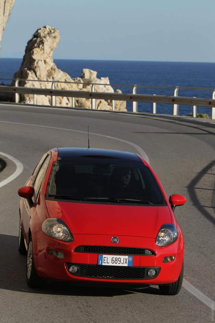 2012 Punto Fiat, I love being a Fiat owner