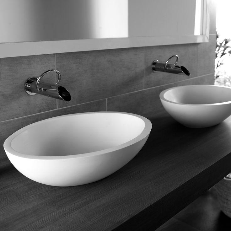 JEE-O quartz waskom en bad - Product in beeld - - De beste badkamer ideeën | UW-badkamer.nl