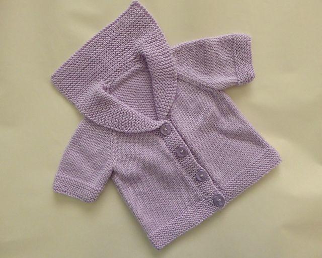 Ravelry: sofiecat's Little short sleeved cardi