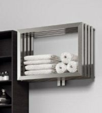 Reina Caldo Stainless Steel Radiators - 500*700 - satin