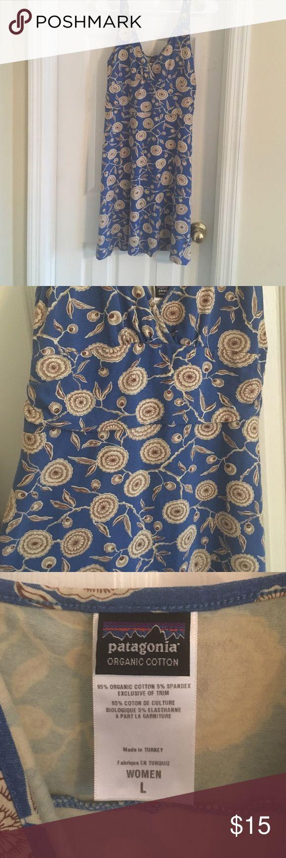 Patagonia dress Super cute. Dress . Cotton material Patagonia Dresses