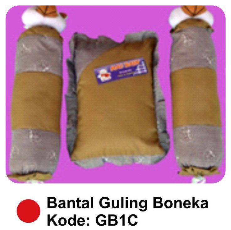 Product Bantal Guling Boneka GB1C - Mac Baby Konveksi Perlengkapan Bayi Bandung