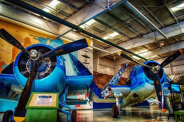 It Flaps It's Wings | Palm Springs Air Museum
