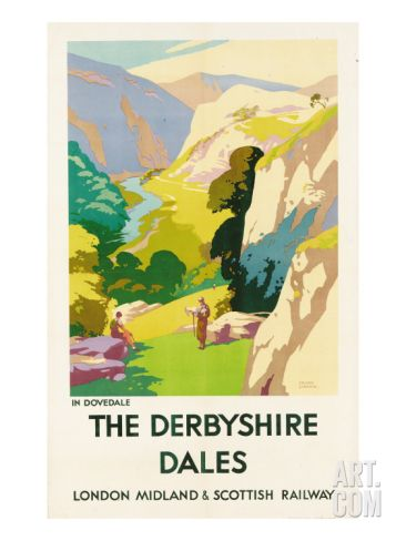 The 35 best The East Midlands, Vintage British Railway Posters ...