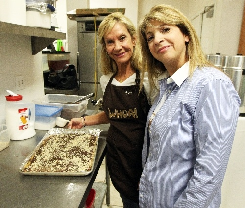 Entrepreneur inspired to start toffee business after son's death in Afghanistan