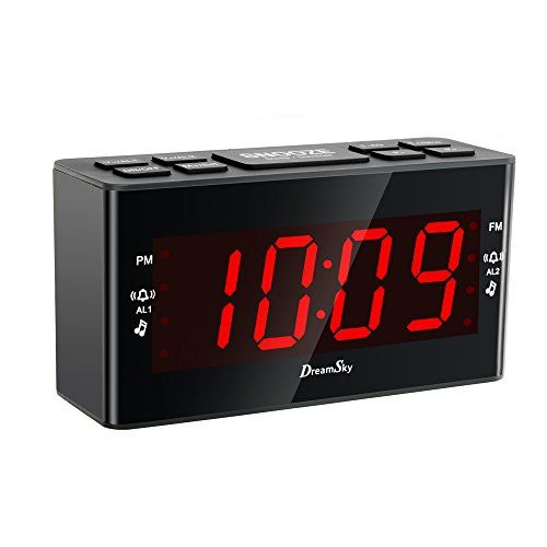 Fresh Alarm Clock for College Students