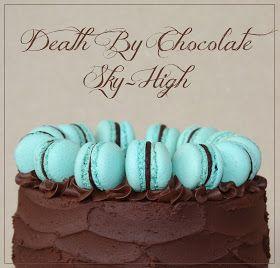 Une irrésistible envie de ...: Death By Chocolate Sky-High