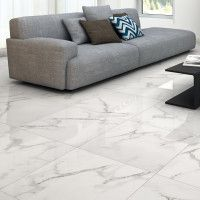Casablanca Glazed Polished Porcelain Floor Tile 750x750mm