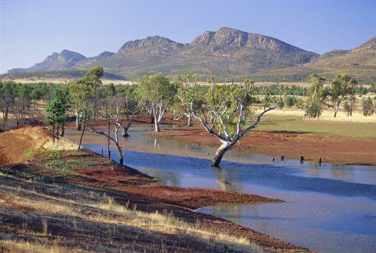 Flinders Rangers SA