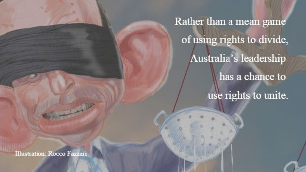 The Immigration Minister, Peter Dutton, was proposing that he should have the power, at his own discretion, to strip an Australian of his or her citizenship. Even if it's the only citizenship they have.   It was not for any random reason, however, but specifically for use on people suspected of terrorism-related offences.
