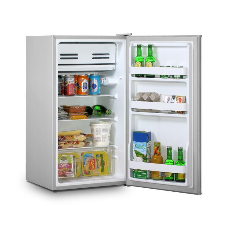 Die ideale Lösung nicht nur für Hotelzimmer, sondern auch für Küchen mit wenig Platz. Der Inventor Mini-Kühlschrank 93L sorgt für eine niedrige Frostempfindlichkeit mit geringem Geräuschpegel und Energieklasse A ++, für hohe Energieeinsparungen, um die ganze Frische im inneren zu erhalten! Preis: 139,99 €