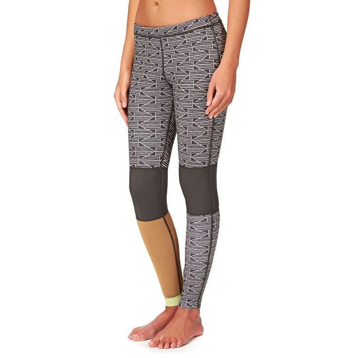 Billabong Sea Legs 1mm Wetsuit Pants - Black/ White