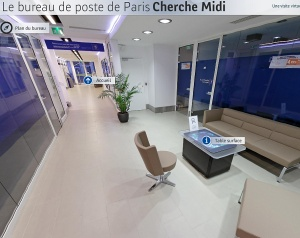 32 best images about le bureau de poste on pinterest - Bureau de poste ouvert le samedi paris ...