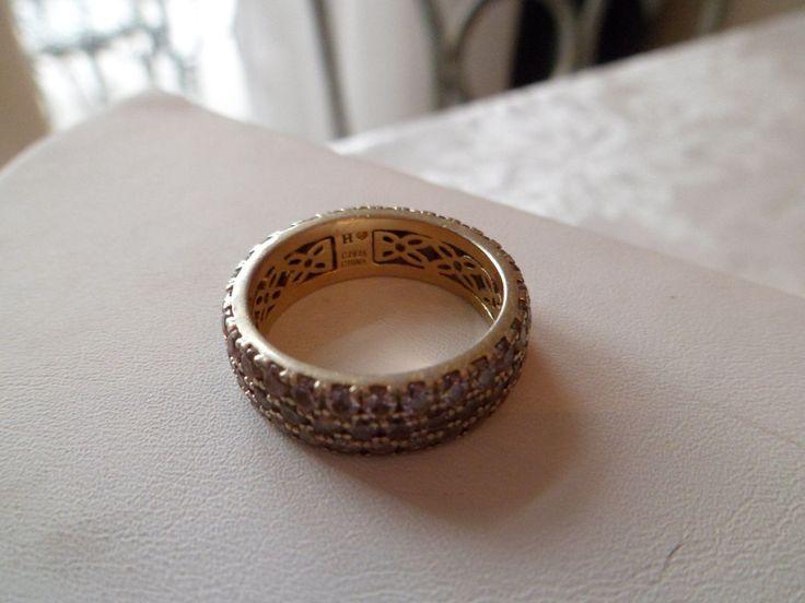 Ross Simon Silver Rings
