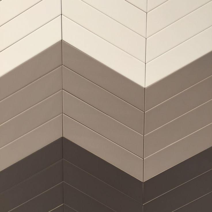 Tonalite collezione Arrow 23x5 7 colori lucidi e 7 colori matt. Posa a lisca di pesce. Chevron, tiles, piastrelle, ceramiche, ceramica, walltiles, floortiles, rivestimento, pavimento