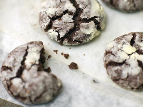Snöchokladkakor Receptbild - Allt om Mat