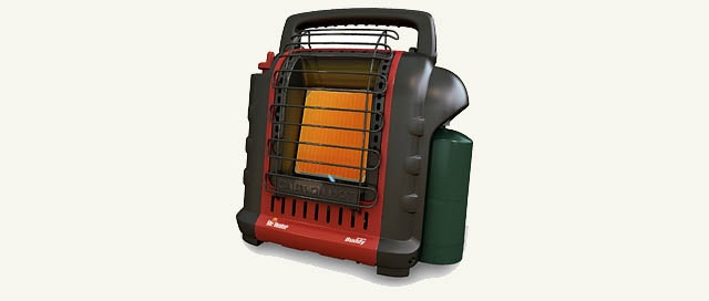Portable Propane Heater Make Sure To Have A Battery