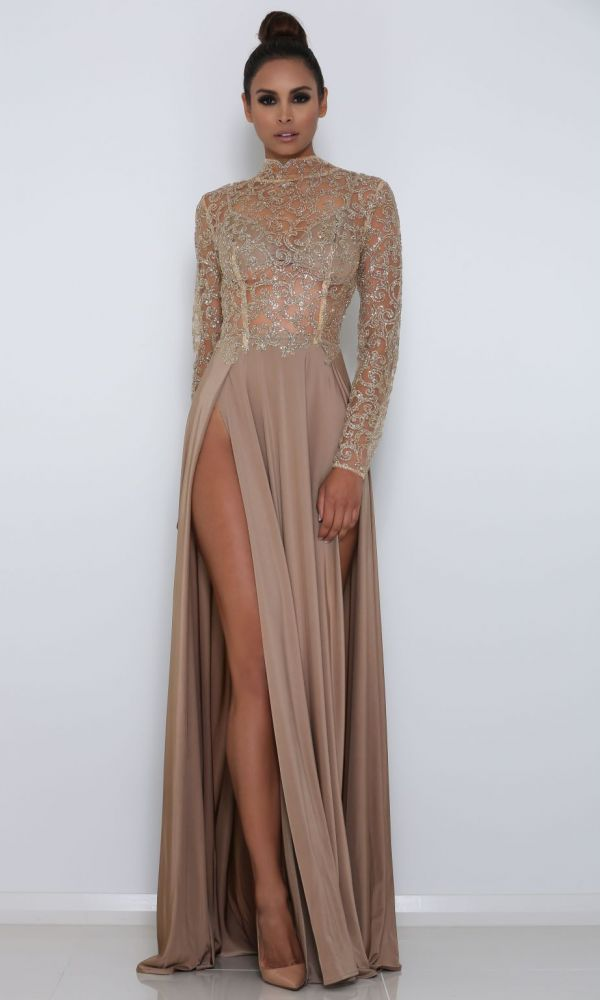 Abyss by Abby 'Amrezy' Gown-Bronze