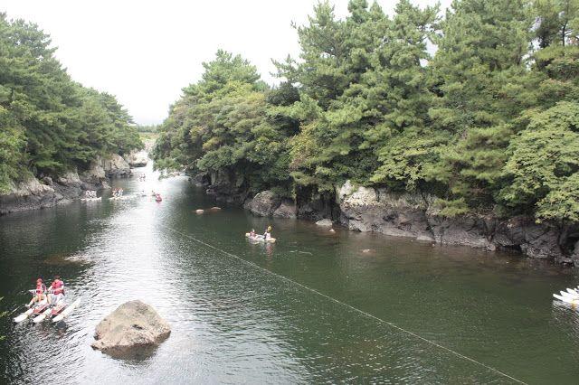 Seosokkak Estuary (쇠소깍) - Soesokkak-ro - Seogwipo city