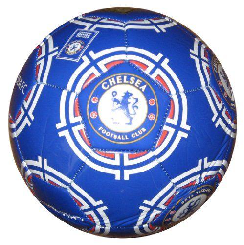 Chelsea FC Graphic Soccer Ball (size 5) « Store Break