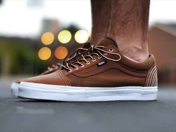 Because - Vans! (The best casual footwear in the world in my opinion!) #menswear #style #footwear #vans