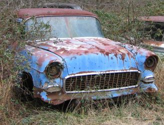 97 best rusty old cars and trucks images on pinterest abandoned cars abandoned vehicles and. Black Bedroom Furniture Sets. Home Design Ideas