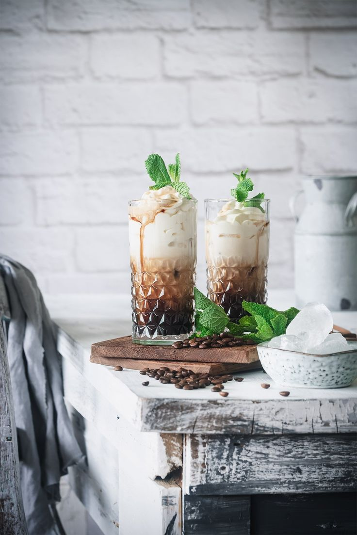 Kaffee -Tequila Cocktail