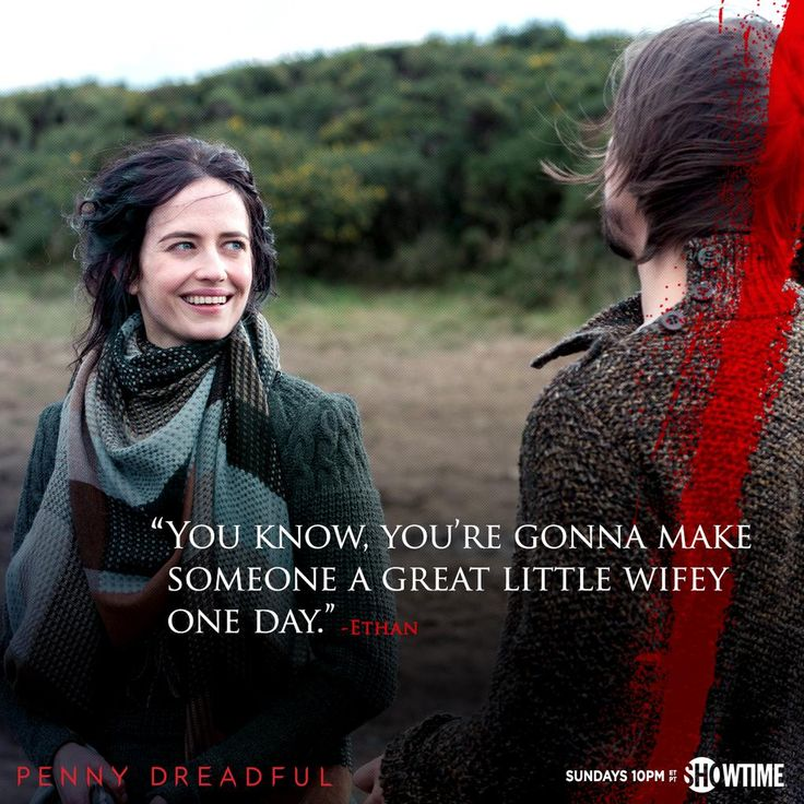 SHO_Penny: Any takers? #PennyDreadful