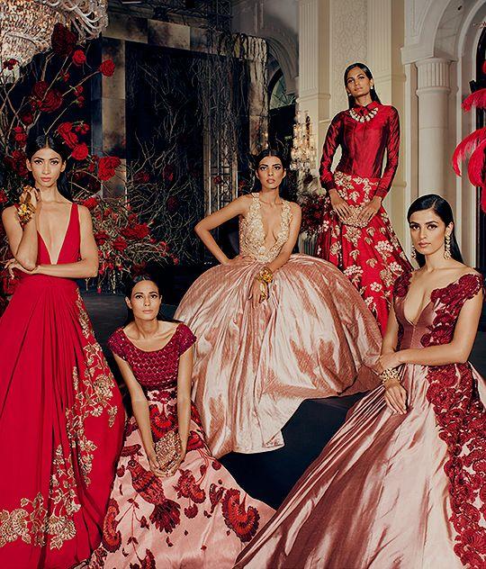 Manish Malhotra collection 2015