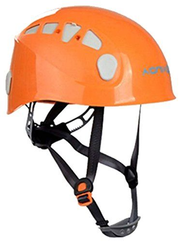 Climbing-Sefon ABS Adjustable Rock Climbing Helmet,orange >>> Details can be found by clicking on the image.