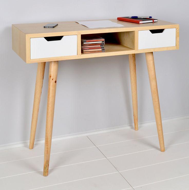 M s de 1000 ideas sobre escritorio retro en pinterest for Mesas de escritorio amazon