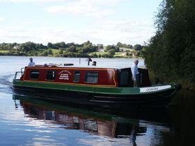 Barge holidays Ireland hotel