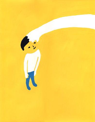 Sato Kanae illustration.