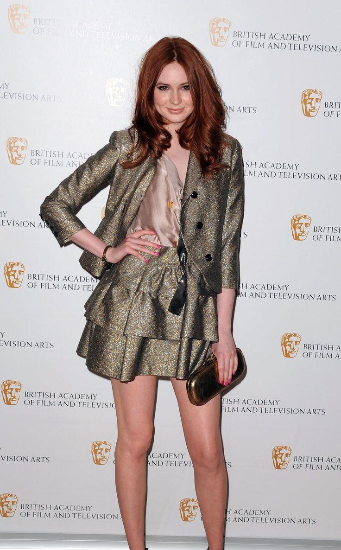 Karen Gillan and her gorgeous legs - Imgur